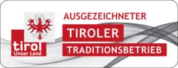Tiroler Traditionsbetrieb